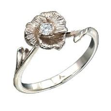 Кольцо Аленький цветочек
