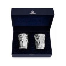 Набор винных бокалов из серебра 925 пробы