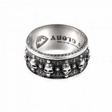 Серебряное кольцо бренда Григорий Лепс