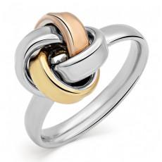 Серебряное кольцо бренда MADDE