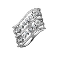 Изогнутое кольцо