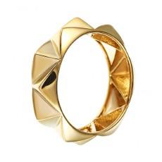 Кольцо в стиле геометрия