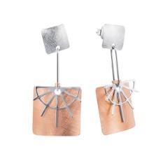 Серьги из серебра 925 пробы