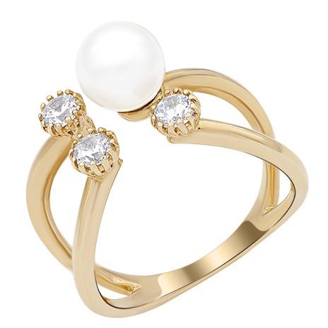 Золотое кольцо бренда Roberto Bravo