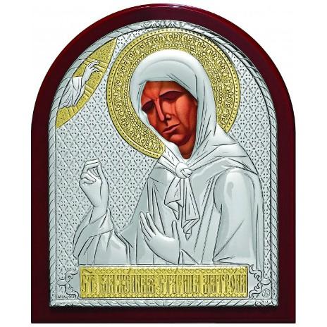 Икона святой блаженной праведной Матроны Московской