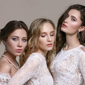 Свадебный Look 2017 от Ювелирного дома «Ремикс» и Romak Make Up Academy