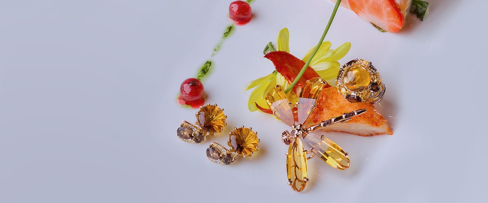 Ювелирные украшения, обручальные кольца, Красноярск - Ремикс  фото, цены,  акции 592a430400e